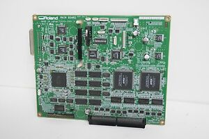 Roland Sj 540 740 fj 540 740 used Main Board Wide Format Solvent Printer