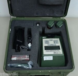 Tsi Portacount 8020m Pati Protection Assessment Test Instrument d41 Ec