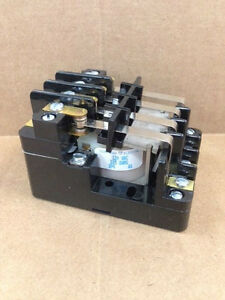Guardian Series 2700 4pdt Power Relay 30 Amp 120v Coil New In Box