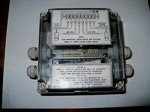 Pmc Model 1271 Differential Current To Current Converter 0 16 00ma New