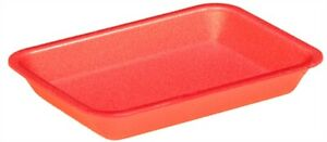 Ps Foam 9h Family Pack Supermarket Tray Rose 12 25 L X 9 25 W X 75 D