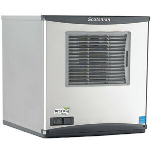 Scotsman N0422a 1 Prodigy Plus 400lb Nugget Ice Maker 22 Machine Air Cooled