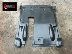 2012 2015 Gtr R35 Oe Style Carbon Fiber Rear Diffuser Under Tray Body Kit