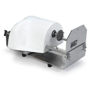 Nemco 55150b wr Powerkut Ribbon Wavy French Fry Cutter Flat Table Mount