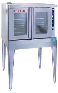Blodgett Bdo 100g es Sgl Bdo g Full size Gas Value Convection Oven Single Stack