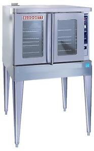 Blodgett Bdo 100 g es Sgl Bdo g Full size Gas Value Convection Oven Single Stack