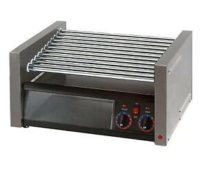 Star 30cbbc Grill max Hot Dog Grill 30 Hot Dog 22 Bun W Clear Door
