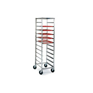 Lakeside 179 Stainless Steel Welded Open Side Sheet Pan tray Rack