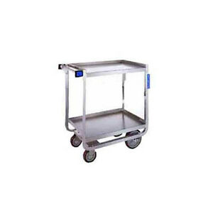 Lakeside 510 16 1 4 x30 x34 1 4 Stainless Steel Welded Utility Cart