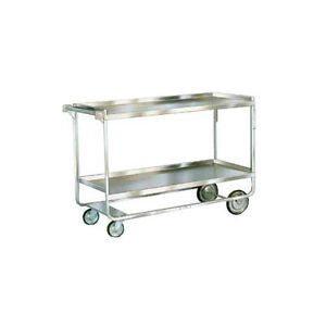 Lakeside 758 22 3 8 x54 5 8 x37 Stainless Steel Welded Utility Cart