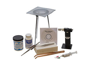Basic Soldering Kit W dvd