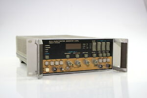 Hp 8111a 20mhz Variable Waveform Signal Pulse Function Generator
