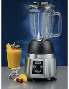 Waring Bb190 Nublend Elite 44oz Commercial Blender 120v 75hp
