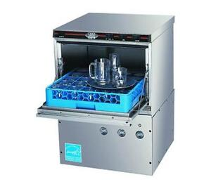 Cma Dishmachines Gl x Stainless Under Counter Glass Washer 30 Racks hour