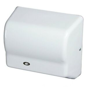 American Dryer Gx1 m Gx Series Automatic Hand Dryer White Epoxy 110 120v 1500w