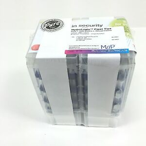 Molecular Bioproducts Hydrologix Pipet Tips Pure 1000 Rainin Lts 3781 ri 8x96
