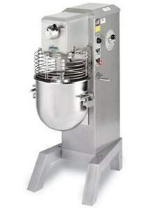 Univex Srm30 Commercial 30 Quart Planetary Mixer Floor Model