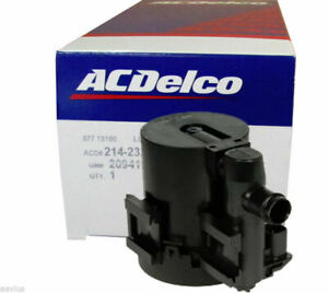 Vapor Canister Vent Solenoid Evap Emission Canister Solenoid Acdelco 214 2324