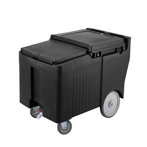 Cambro Ics125lb Slidinglid Portable Ice Caddy W 125lb Ice Capacity