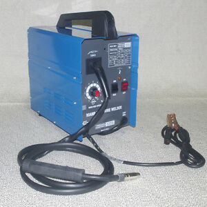 Chicago Electric Mig 100 Welding 110v 90amp Flux Wire Welder Free Shipping