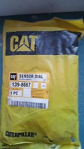 New Caterpillar Sensor Dial 139 8667 1398667