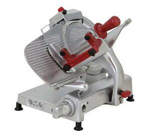 Varimixer Vs25fn 10in Blade Manual Food Slicer Electric