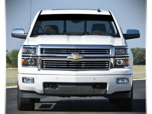 Decal Sticker Vinyl Stripe Kit For Chevrolet Silverado Offroad 2014 2015 2016 Lt