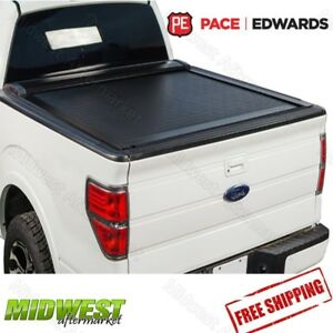 Pace Edwards Switchblade Retractable Tonneau Cover 14 18 Gm Sierra Silverado 6 6