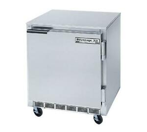 Beverage air Ucf27ahc 7 3 Cuft Single Door Stainless Steel Undercounter Freezer