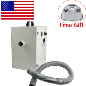 Us Dental Lab Equipment Dust Collector Vacuum Cleaner Clinic duplicating Flasks