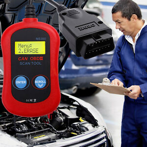 Obdii Scanner Code Reader Can Ms300 Eobd Obdii Obd2 Scan Professional Tool
