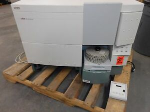 Becton Dickinson Facscalibur Fluorescence Activated Cell Sorter flow Cytometer