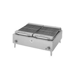 Wells B 50 36 Electric Countertop Charbroiler