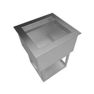Wells Rcp 7067 1 2 3 Size Pan Drop in Cold Food Well Unit