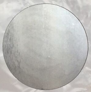 1 Steel Plate Round Circle Disc 10 Diameter A36 Steel