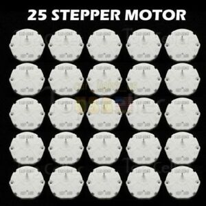 25pcs Gm Gmc Stepper Motors X27 168 For Chevy Cadillac Buick Speedometer Gauges