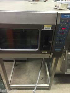 Giles Electric Convection steamer Combi Oven 208 Volt 3 Phase Clean