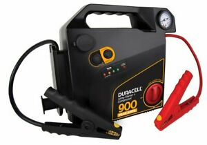 Duracell Portable Emergency Jumpstarter With Compressor Drjs30c