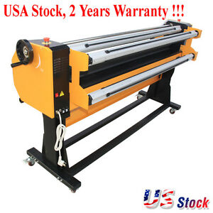 Usa 67 Laminator Stand Frame Full auto One Side Wide Format Laminating Machine