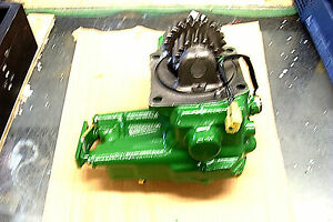 Hydraulic Pump For John Deere Tractor 670