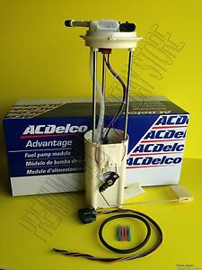 97 02 Chevy S10 Gmc Sonoma Hombre New Oem Acdelco Fuel Pump Module Assembly