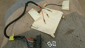 1994 96 Corvette Lumbar Seat Bladders With Hoses And Solenoid Valve