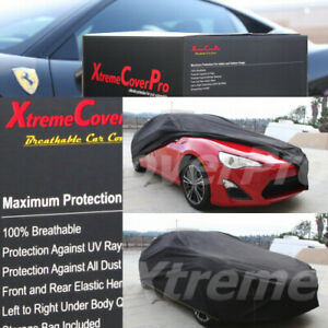 2017 2018 2019 2020 Toyota 86 Breathable Car Cover Black