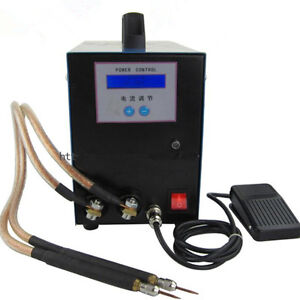 High power Handheld Spot Welder 18650 Battery Welding Machine 10kva 220v 110v