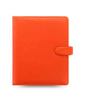 Filofax Saffiano Organizer Bright Orange A5 022585