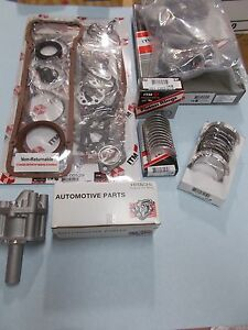 Engine Rebuild Kit Fits Datsun L16 Engines 510 521 620 1968 1974