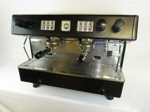 Brasilia Portofino Espresso Coffee Professional Machine 2 Group Refurbished