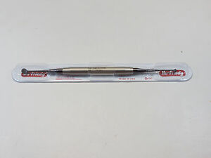 Dental 2 4 Molt Surgical Curette Cm2 4x Black Line Smooth Hu Friedy New