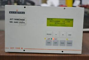 Alcatel Act1300m Turbo Pump Controller