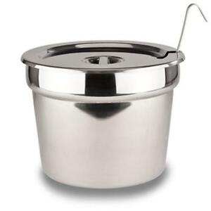 Nemco 66088 8 Counter Top Warmer 7qt Inset Cover Ladle Set